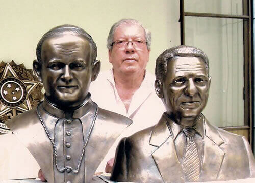 Esculturas em Argila